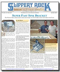 Download the January 2015 issue of Slippery Rock Gazette in PDF format