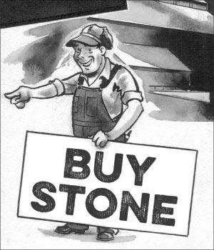 Why the Natural Stone Promotional Campaign Matters
