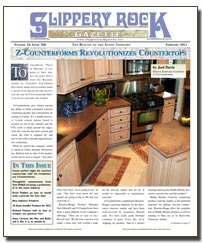 Download the February 2012 issue of SlipperyRock Gazette in PDF format