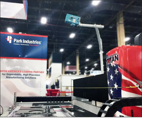 Park Industries Announces February 2019 Digital Stoneworking Expo