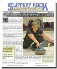Download the March 2012 issue of SlipperyRock Gazette in PDF format