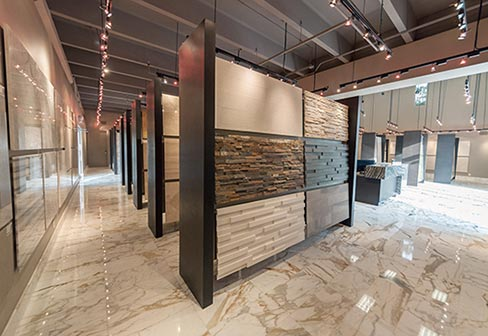 Granite Showrooms : ... Rock Gazette Opustone Natural Stone Distributors Open New Showroom