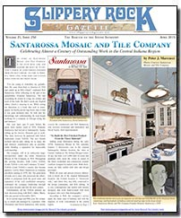 Download the April 2015 issue of Slippery Rock Gazette in PDF format