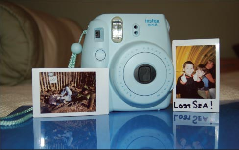 Rediscovering the joys of the instant photo print