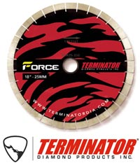 Terminator Force 25 Blade