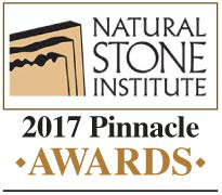 Natural Stone Institute 2017 Pinnacle AWARDS