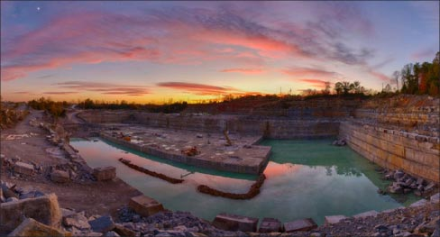 Indiana Limestone Receives ANSI/NSC 373 Certification for Quarry Operations