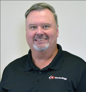 Bill Hickey, Braxton-Bragg Outside Sales Manager for Central U.S.