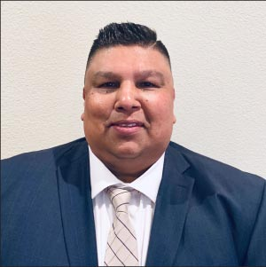 Joe Torres, West Coast  Regional Sales manager for Braxton-Bragg