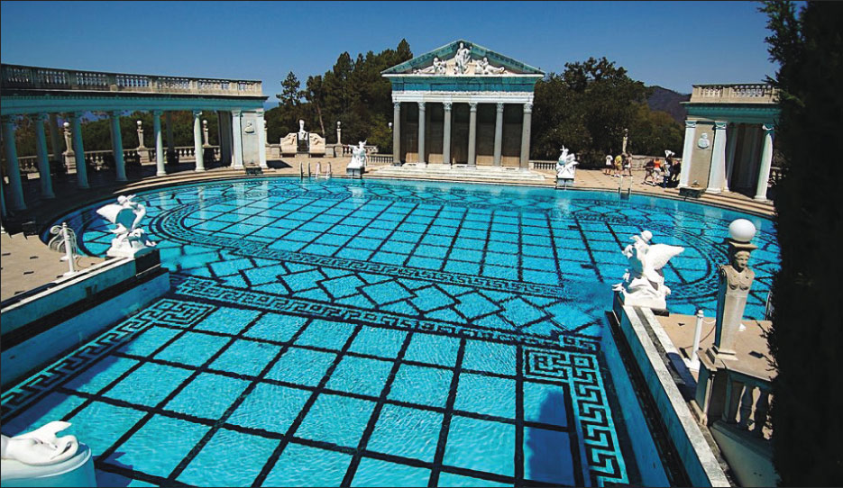 Neptune Pool San Simeon, California