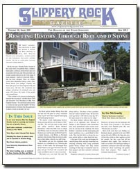 Download the May 2012 issue of SlipperyRock Gazette in PDF format