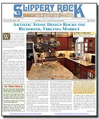 Download the May 2014 issue of Slippery Rock Gazette in PDF format