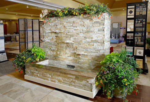 Tenth-Annual Arley Wholesale Tile and Stone Exhibition, June 12, 2012 at the classic Radisson Lackawanna Station Hotel in Scranton,Pennsylvania. The Expo opens at 10 a.m. and winds down around 5 p.m.