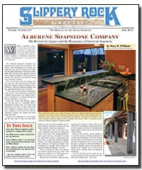 Download the June 2013 issue of Slippery Rock Gazette in PDF format