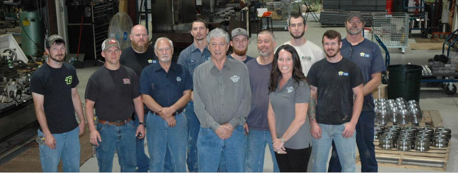 Wilson Industrial Electric employees