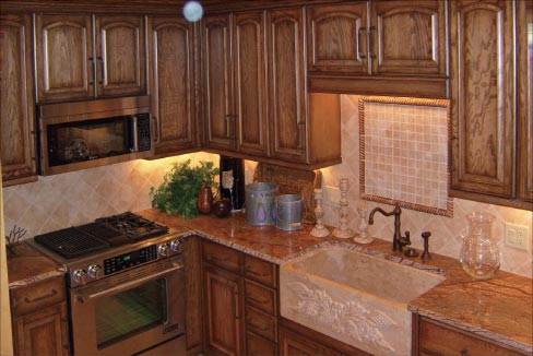 Classic Stone Works Of Linville, North Carolina Are Pros In Producing  Custom Countertops. U201cWe Specialize In Doing Out Of The Ordinary Countertops  Like ...
