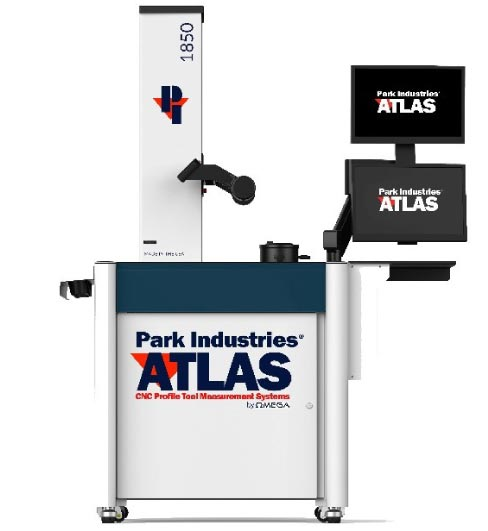 The ATLAS Advantage: Park's Offline Tool Measurement System
