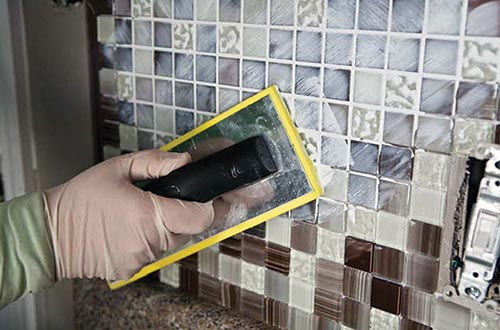 The Kit Offers Virtually Anyone The Opportunity To Install A New 15 Square Foot Backsplash In