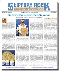 Download the August 2014 issue of Slippery Rock Gazette in PDF format