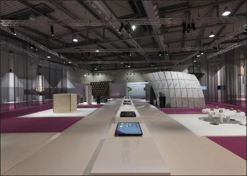 Marmomac 2018: Dialogue Between Water and Stone