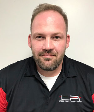 Ryan McMasters, LPI Regional Sales Manager, East Central territory
