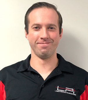 Vince Strelow,  New LPI Training Specialist