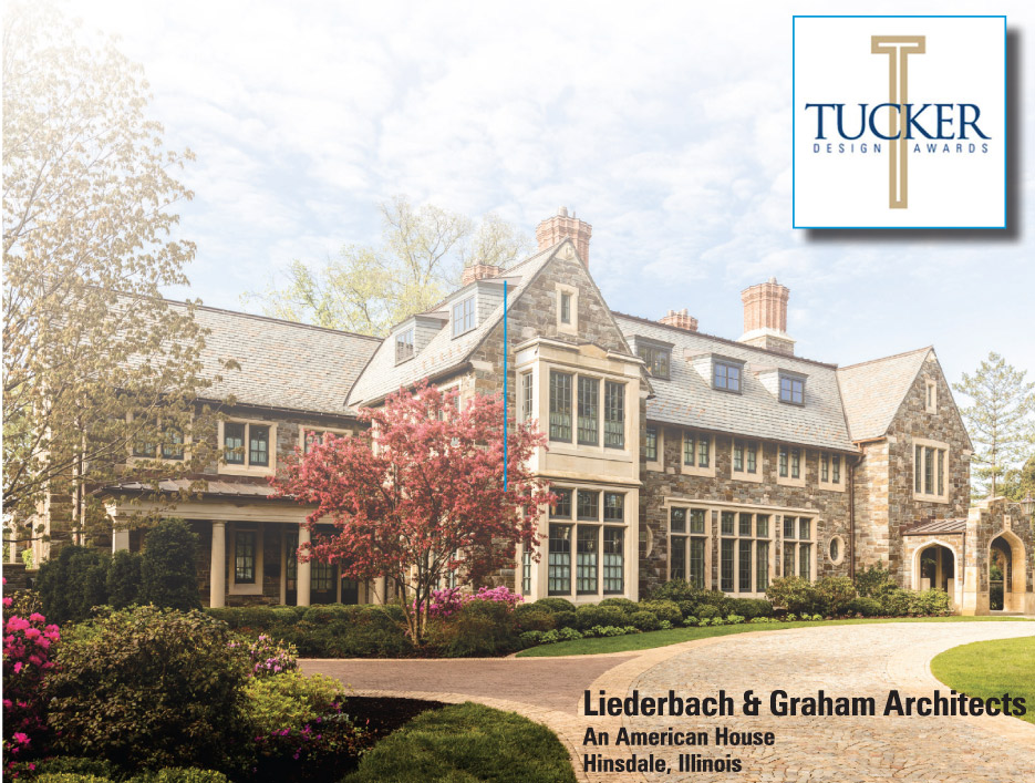 Natural Stone Institute Announces 2020 Tucker Design Award Recipients