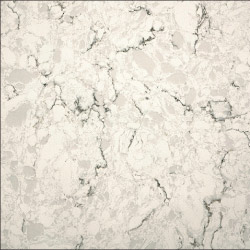 Forte's bright clean white base has warmth with its small grey and gold veins, inspired by Carrara marble.