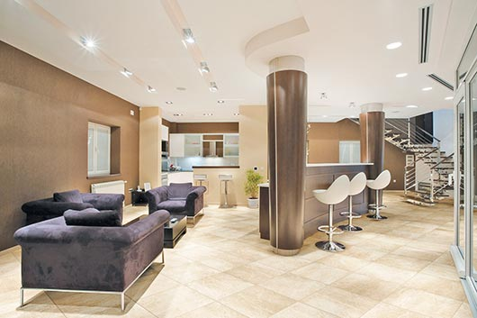 Slippery rock gazette mediterranea unveils marmol for Marmol color cafe