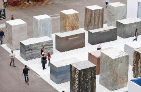 Report on the World Stone Industry Shows Trade in 2013 Was in Excess of 22 Billion Dollars