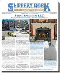 Download the November 2014 issue of Slippery Rock Gazette in PDF format