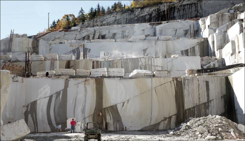 Slippery Rock Gazette Polycor Acquires Granite Industry