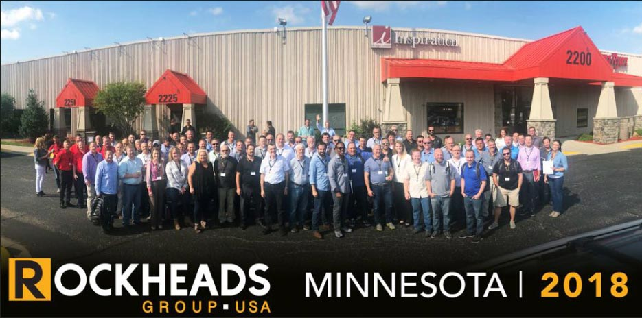 Rockheads Group Puts Metrics Into Practice with Record Event Attendance