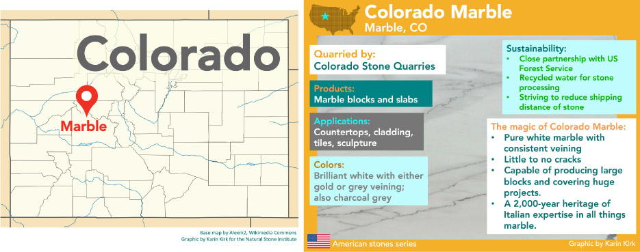 About Colorado Marble