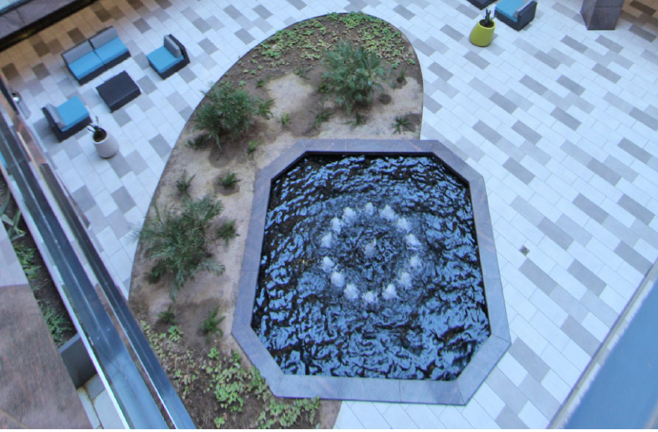 Commercial Achievement of Excellence: Artcraft Granite Marble and Tile Company, Mesa, Arizona; Mission Improbable: Elevate 24, Phoenix, Arizona