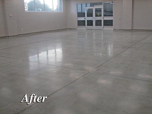 Large Polished Concrete Floor Tiles Flooring Ideas And Inspiration