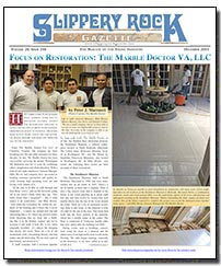 Download the December 2014 issue of Slippery Rock Gazette in PDF format