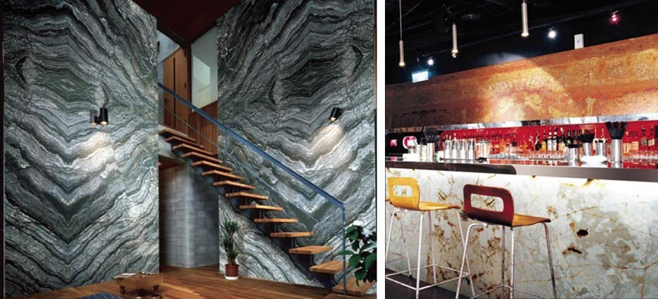 Sorccia Stone Introduces Eco-Friendly Line of Natural, Ultra-Thin Stone Panels for Wall and Floor Coverings