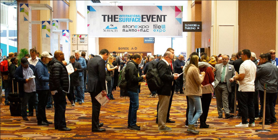 TISE 2020  Save the date for The International Surface Event 2020 scheduled to be held January 28-30, 2020, education January 27-30, at the Mandalay Bay Convention Center in Las Vegas, Nevada.