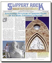 Download the December issue of SlipperyRock Gazette in PDF format